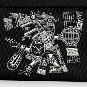 Maya God, Mexico, Warrior, DD T-shirts - Ryggsäck för barn
