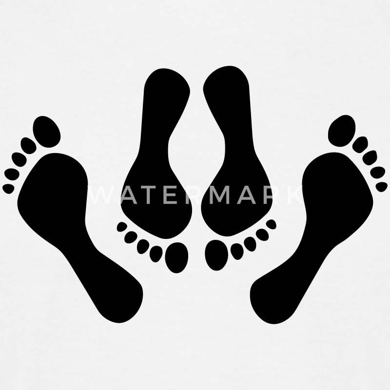Feet feet sex missionary position sexy 1c T-Shirts - Men's T-Shirt