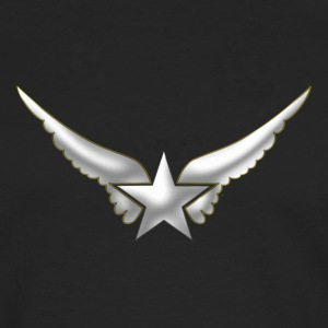 Hero Wings, Superhero, Comic, Style, Cartoon, Star Tee shirts - T-shirt manches longues Premium Homme