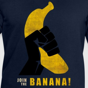 Join the Banana Tee shirts - Sweat-shirt Homme Stanley & Stella