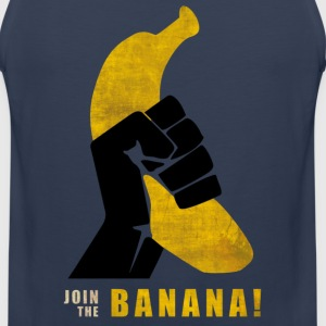 Join the Banana Tee shirts - Débardeur Premium Homme