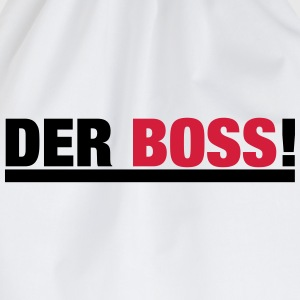 DER BOSS T-Shirts - Turnbeutel