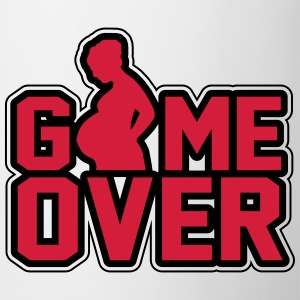 Pregnant - Game Over T-paidat - Muki