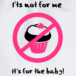 It' not for me, I'ts for the baby! T-shirts - Gymtas
