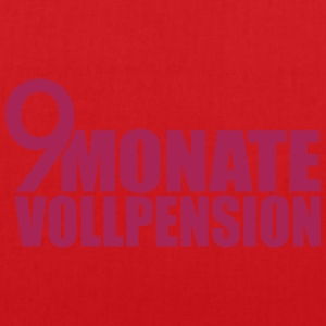 9 Monate Vollpension T-Shirts - Stoffbeutel