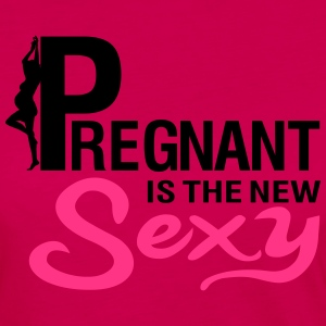 Pregnant is the new SEXY T-Shirts - Women's Premium Longsleeve Shirt