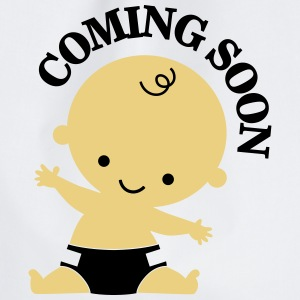 Baby - Coming Soon T-Shirts - Turnbeutel