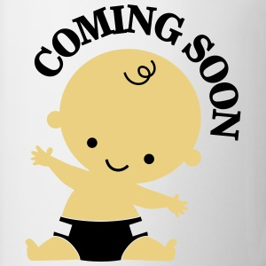 Baby - Coming Soon T-Shirts - Tasse