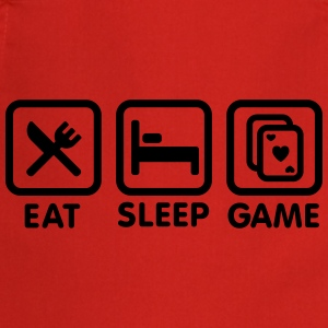 Eat - Sleep - Game Tee shirts - Tablier de cuisine