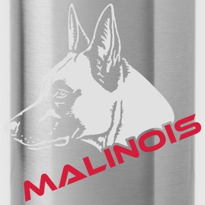 536 Malinois Pullover & Hoodies - Trinkflasche