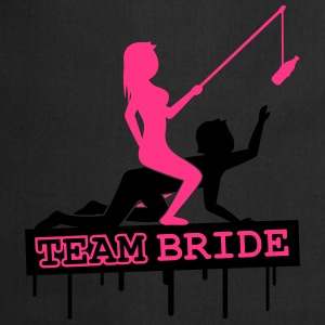 Team Bride T-shirts - Keukenschort