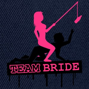 Team Bride T-skjorter - Snapback-caps