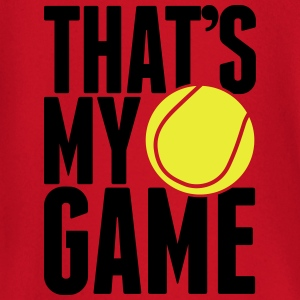 tennis - that's my game T-Shirts - Baby Long Sleeve T-Shirt