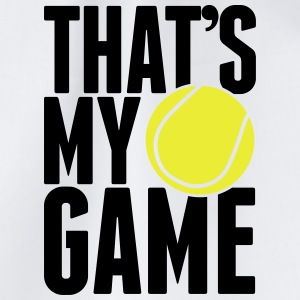tennis - that's my game Flessen & bekers - Gymtas