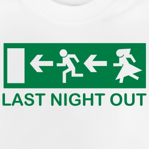 Bachelor's last night out Shirts - Baby T-Shirt