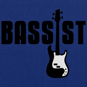 bassist T-Shirts - Tote Bag