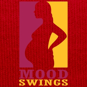 Pregnant - Mood Swings Tee shirts - Bonnet d'hiver