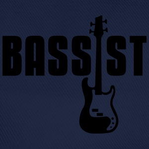bassist T-Shirts - Baseball Cap