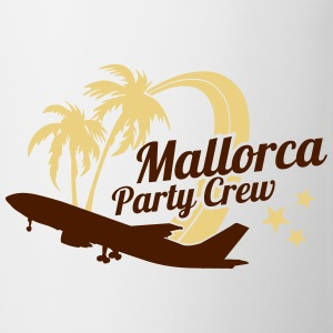 Mallorca Party Crew  T-Shirts - Tasse