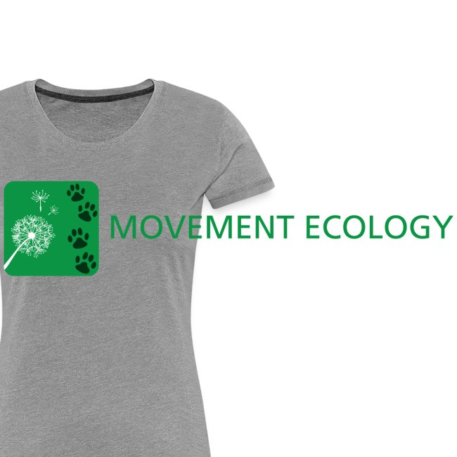 Movement Ecology Women's t-shirt