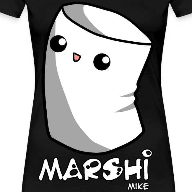 Marshi Mike Marshmallow by Chosen Vowels - Shirt Boys