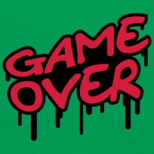 Game Over T-shirts - Retro-tas