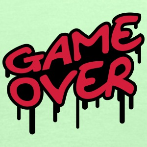 Game Over Camisetas - Camiseta de tirantes mujer, de Bella