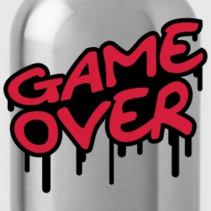 Game Over T-shirts - Vattenflaska