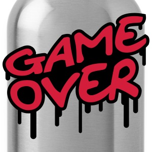 Game Over T-shirts - Drinkfles