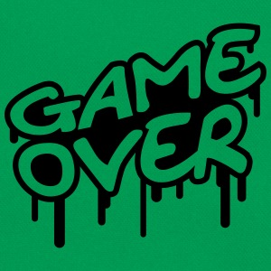 Game Over Camisetas - Bandolera retro