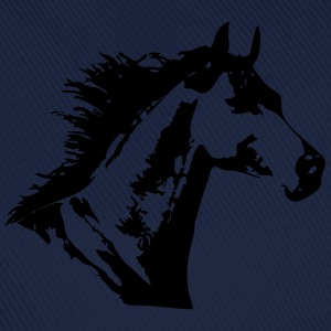 Beautiful Horse Head T-shirts - Basebollkeps