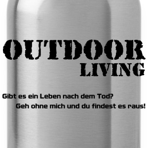 Outdoor Living Pullover & Hoodies - Trinkflasche