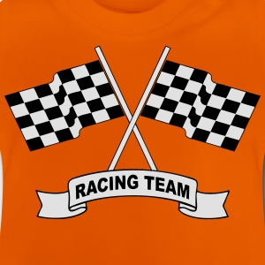 racing team flags Shirts - Baby T-Shirt