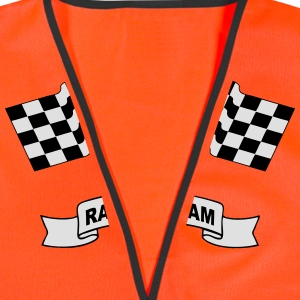 racing team flags Shirts - Reflective Vest