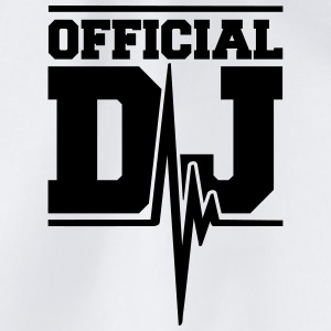 Official DJ Music Pulse Camisetas - Mochila saco