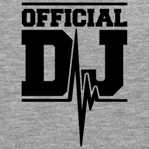 Official DJ Music Pulse T-shirts - Mannen Premium shirt met lange mouwen