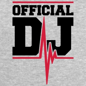 Official DJ Music Pulse T-shirts - Sweatshirt herr från Stanley & Stella