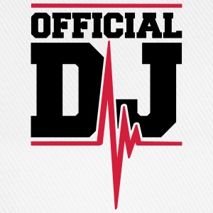 Official DJ Music Pulse Camisetas - Gorra béisbol