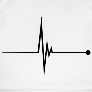 Heartbeat Pulse T-Shirts - Baseball Cap