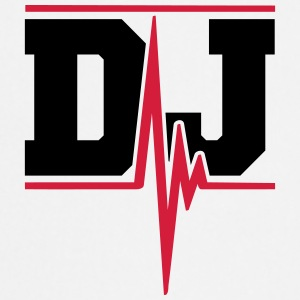 DJ Music Pulse Camisetas - Delantal de cocina