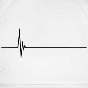 Pulse Heartbeat T-Shirts - Baseball Cap