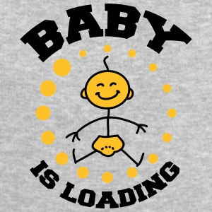 Baby Is Loading T-Shirts - Men's Sweatshirt by Stanley & Stella