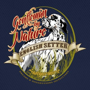 setter_gentleman_by_nature T-Shirts - Baseball Cap