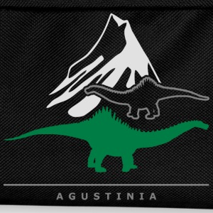 Dinosaurier: Agustinia Shirts - Kids' Backpack