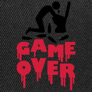 Vomit Toilette Game Over T-Shirts - Snapback Cap