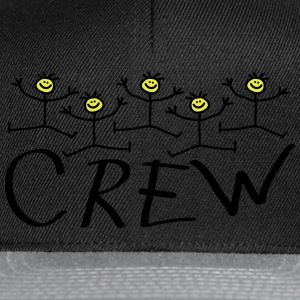 Happy Party Guys Crew T-shirts - Snapbackkeps