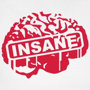 Insane Brain T-Shirts - Baseballkappe
