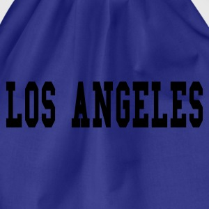 Bleu roi los angeles by wam T-shirts - Sac de sport léger