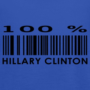 Sky Hillary Clinton T-Shirt - Frauen Tank Top von Bella