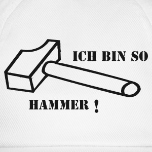 so Hammer! - Baseballkappe